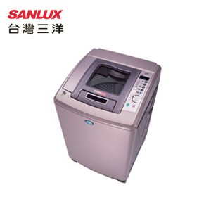 SANLUX台灣三洋 DD直流變頻13kg超音波洗衣機 SW-13DV8