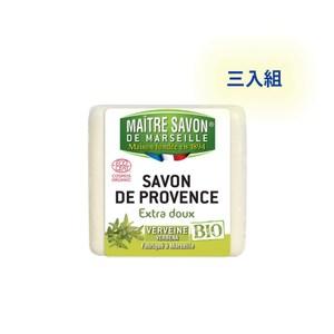 法國玫翠思植物皂(馬鞭草)100g-3入組