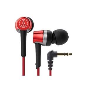 鐵三角 ATH-CKR30 紅色 輕量耳道式耳機 輕巧機身
