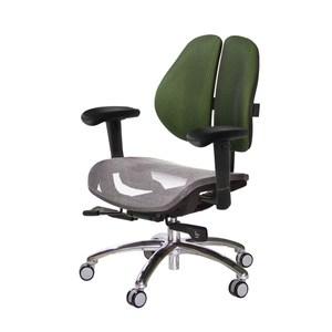 GXG 低雙背網座 工學椅(鋁腳/升降滑面扶手)TW-2805 LU6#訂購備註顏色