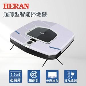 HERAN禾聯 超薄型智能掃地機 301E6-HVR