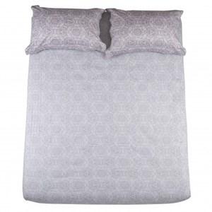 HOLA home花蕾床包枕套組 雙人