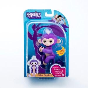 互動寵物猴 紫