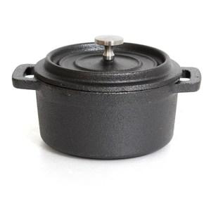 Risotto 迷你鑄鐵雙耳湯鍋10cm