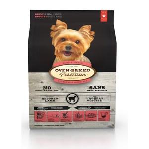 【Oven-Baked】烘焙客 成犬羊肉糙米口味 小顆粒 1kg X 1包