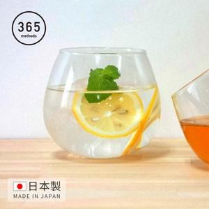 【日本365methods】日製晚酌微醺搖曳玻璃杯-495ml單一規格