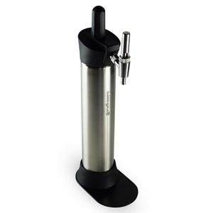 BubblingPlus 驚奇瓶-氮氣咖啡瓶鏡面銀