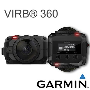 GARMIN VIRB 360 全景相機 4K全景影像防震