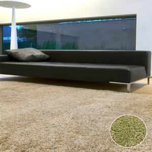 蝴蝶地毯100x150cm綠
