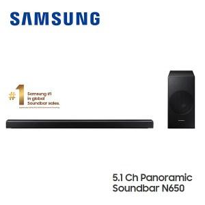 SAMSUNG三星 5.1聲道Soundbar聲霸HW-N650/ZW