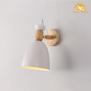 HONEY COMB 北歐風原木壁燈 三色款 TA8794 白色