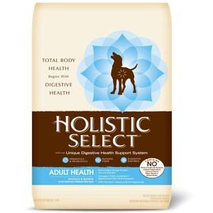 【HolisticSelect】新鷹格 活力滋 成犬 三種魚挑嘴美膚配方 30磅