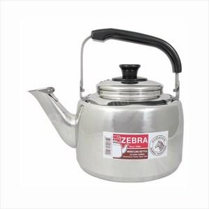 斑馬牌不銹鋼笛音茶壺4.5L厚製鋼板鍋身