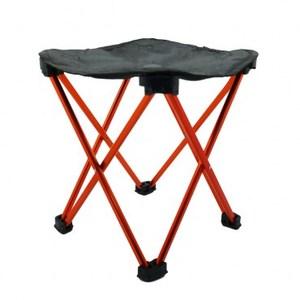 OUTLIVING極輕鋁合金折椅 橘