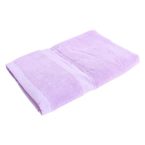 Lovel 嚴選六星級飯店素色純棉浴巾(薰紫)