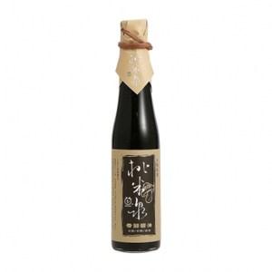 桃米泉-香菇醬油420ml