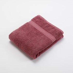 HOLA 埃及棉浴巾 紫紅90x150