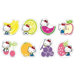 3M 防滑貼片 Kitty 軋型水果款 8入組