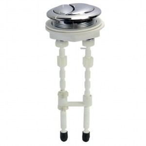 上壓雙沖型可調水箱按壓器58mm