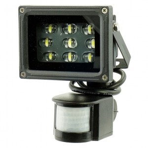 BCC 12W LED超廣角感應燈(白光)