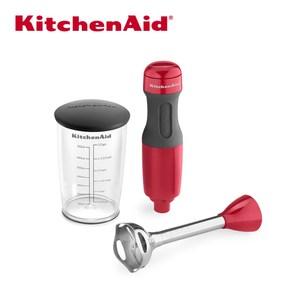美國 KitchenAid 手持料理棒 經典紅