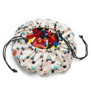Play & Go玩具整理袋-迷你女超人