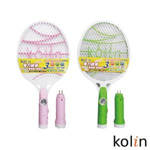 Kolin歌林 分離充電式電蚊拍(粉紅/綠 顏色隨機) KEM-SH05