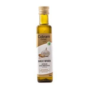 [特價]Cobram澳洲特級初榨橄欖油-大蒜250ml