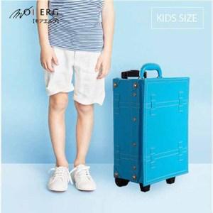 love童趣小日子kids pvc trunk (S-17吋) Blue
