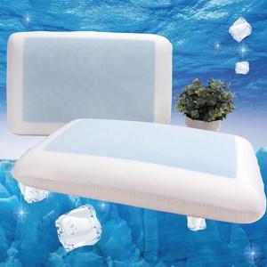 【Victoria】基本型凝膠記憶枕(2入)