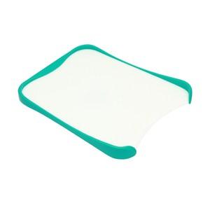 HOLA 大廚易裝盤砧板 藍 34x28cm