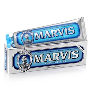 【MARVIS】義大利原裝進口牙膏系列(85ml)-海洋薄荷*6