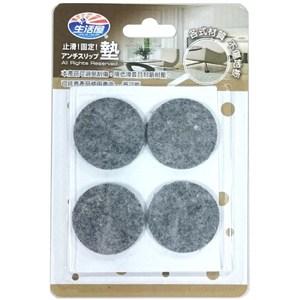 硬質羊毛保護墊-圓4入4.1cm