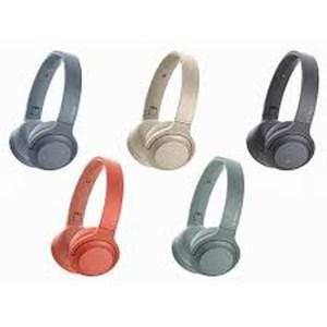 限期送好禮 SONY WH-H800 無線藍芽耳罩式耳機 全新小巧耳罩設計 藍色