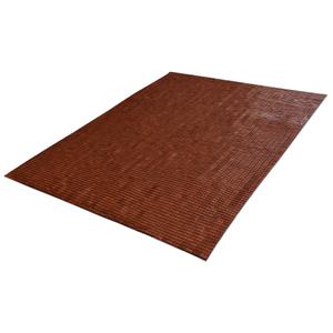 葫蘆碳化麻將竹床蓆-雙人