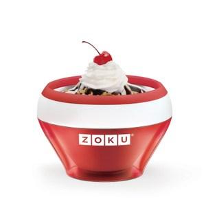 ZOKU 快速製冰淇淋機紅色