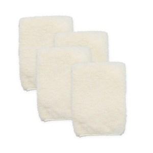 (組)極超細纖維素色毛巾-米37x75cm 4入組