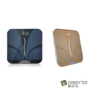 【歐瑟若Oserio】無線智能六合一體脂計 FTG-315香檳金