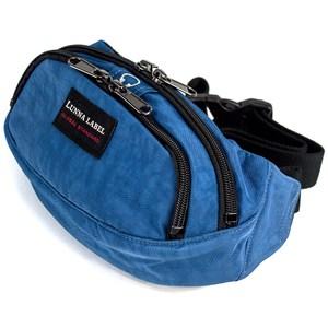 YESON - 頂級雙層式音樂腰包五色可選MG-2002藍色系