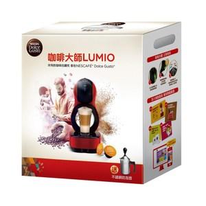 雀巢 Lumio咖啡機新春禮盒