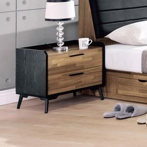 【YFS】依娜床頭櫃-50x40x55cm