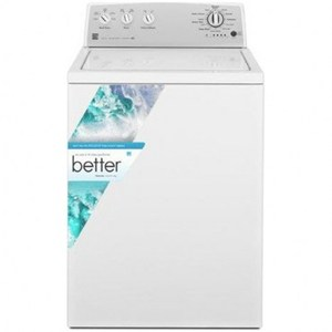 Sears 美國熙爾仕楷模 ~ 美式 大容量洗衣機-亮白【型號:22102】