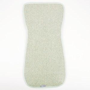 HOLA 艾爾亞藤抗菌防蟎兒童車墊 34x68cm 綠