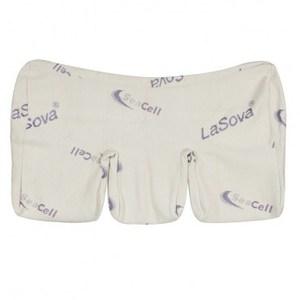 LaSova鬆頸舒眠枕海藻紗枕套8.5cm