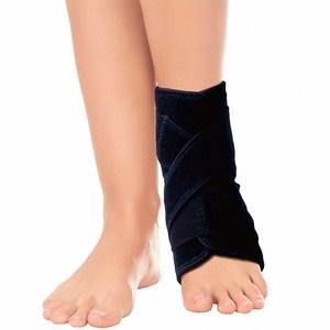 【海夫健康生活館】NU恩悠數位 鈦鍺能量 可調式護腳踝