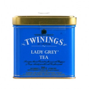 Twinings仕女伯爵茶100g鐵罐