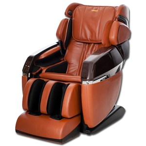 tokuyo 3D-Master旗艦級全方位零重力按摩椅 TC-689C 絕代棕