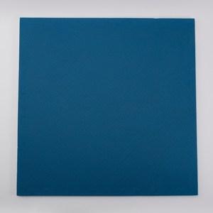 EVA雙色運動地墊(含邊條)-96*96*2cm-淺藍