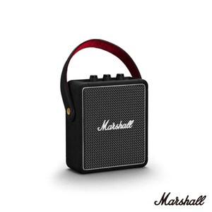 [特價]【Marshall】Stockwell II 攜帶式藍牙喇叭(經典黑)