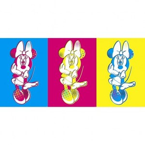 義大利HOME DÉCOR 迪士尼貼飾XXL*3-混款C28004/C28005